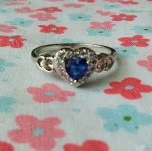 Kay Jewelers PrincessHeartCut Bridal Wedding Ring